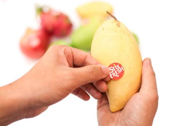 adesivo-frutta-fresca