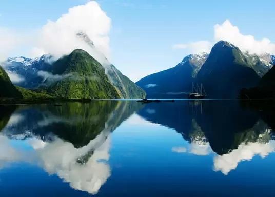 Fiordland Ulusal Parkı  absurdizi.com
