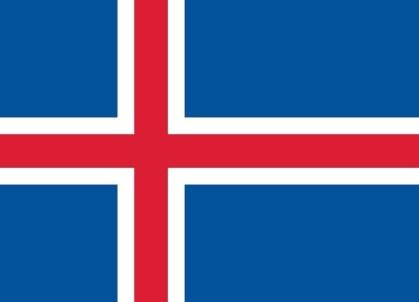 İzlanda Bayrağı absurdizi.com