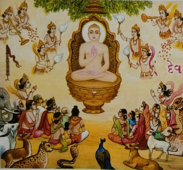 Today's anniversary of the local Jain community: apologetics called Michchhami Shopadam