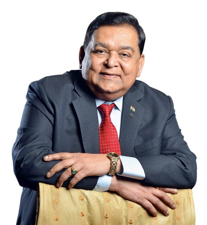 L&T Group Chairman Padma Vibhushan Awardee & Philanthropist Mr. A M Naik