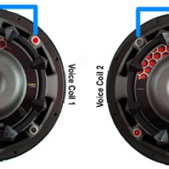 Dual 4 Ohm Subwoofer Wiring Diagram Chevy One Wire Alternator Subwoofers Speakers To Change S Abtec Audio Lounge Blog So Now You Have Two 2 Subs Wired In Series This Increases The Load At Each Sub