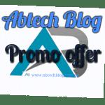 ABTechBlog Promo: Cheap Website / Graphic Design, SEO Setup etc