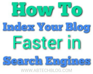 How to Index Your New Website Faster in Search Engines - Free