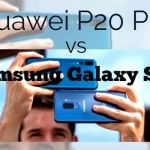 Specifications: Huawei P20 Pro vs. Samsung Galaxy S9 Plus
