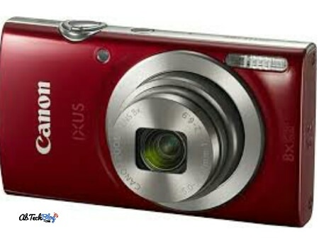 Canon IXUS 185 20MP Digital Camera: Best Vlogging Camera Review