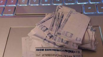 Recharge cards - make money online