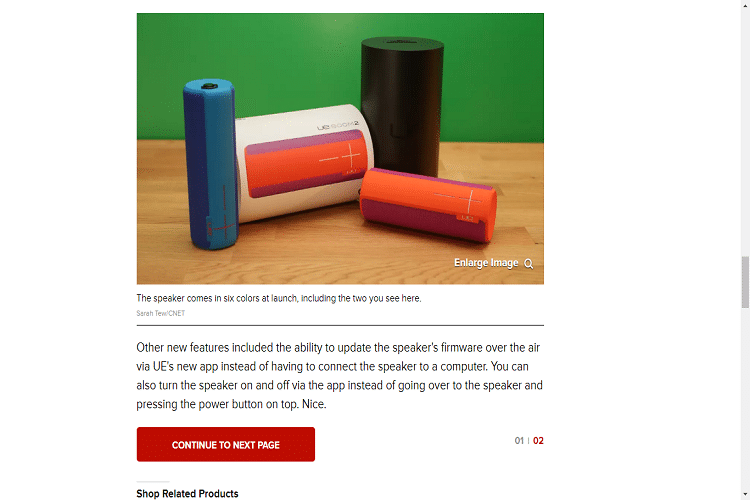 Top 15 BlueTooth Speakers for 2019