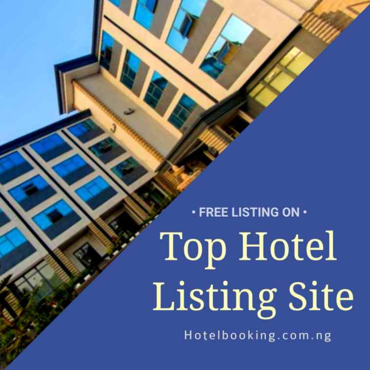 Top hotel listing sites in Nigeria