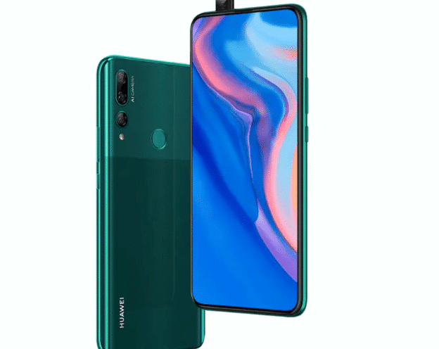 Huawei Y9 Prime 2019 Android 10 Update Starts Rolling Out in India With EMUI 10