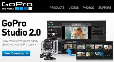 GoPro Studio 2.0 - Montare facilmente Video Professionali