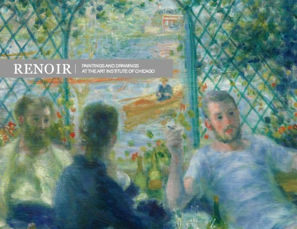 Renoir Catalogo Online Di Quadri Disegni Art Institute