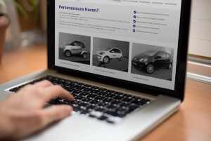 All-Cars Website Mockup