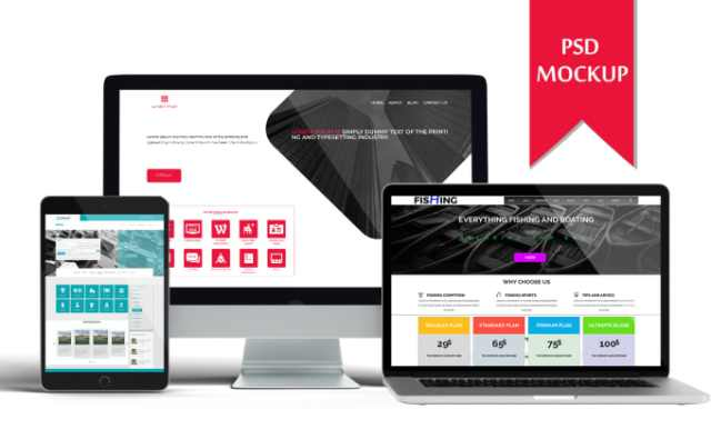 Building responsive and fully functional websites
