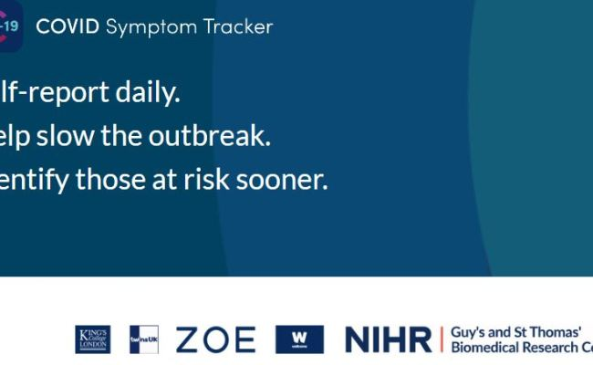 Do Your Part Sign Up To The Covid Symptom Tracker App