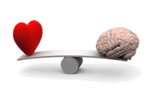 Is the Intellect in the Brain or the Heart ?