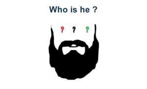 Do you know who the nameless man was here?