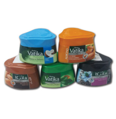 Vatika Hair Cream 70ml types