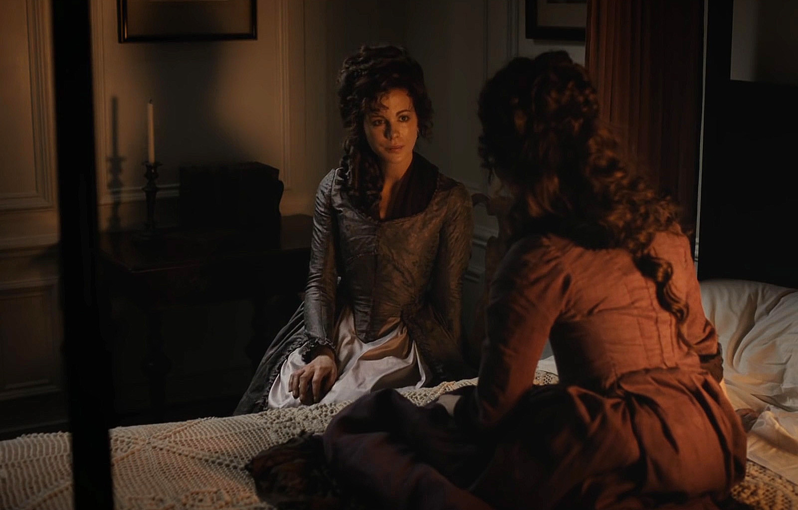 Image result for lady susan talking to frederica