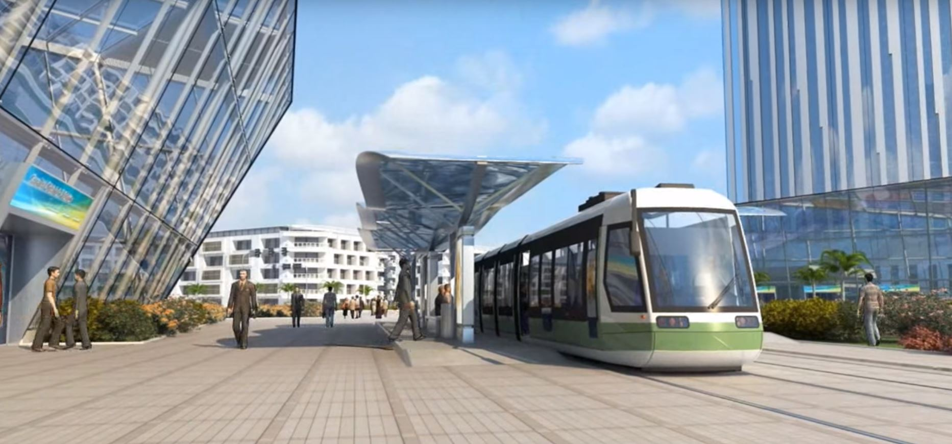 Abu Dhabis metro rail system planned to launch in 2018