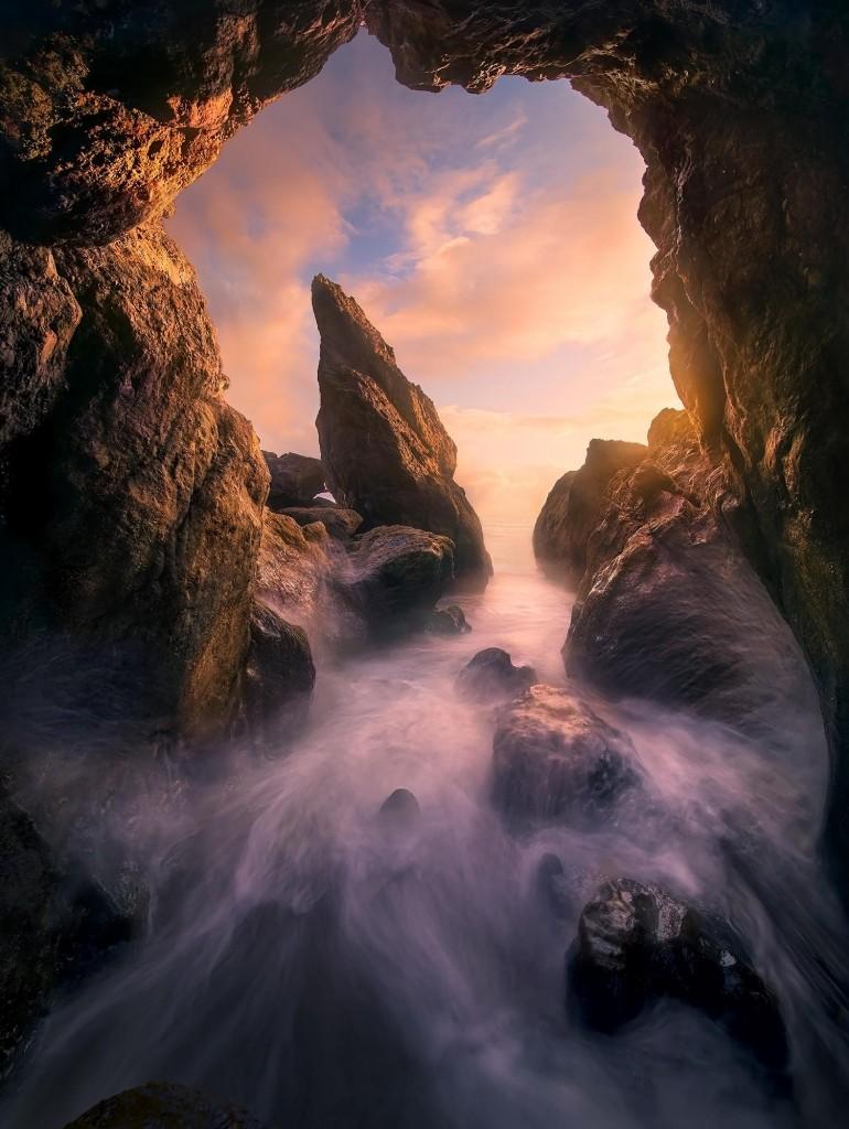 Glow cave By Mark Adams