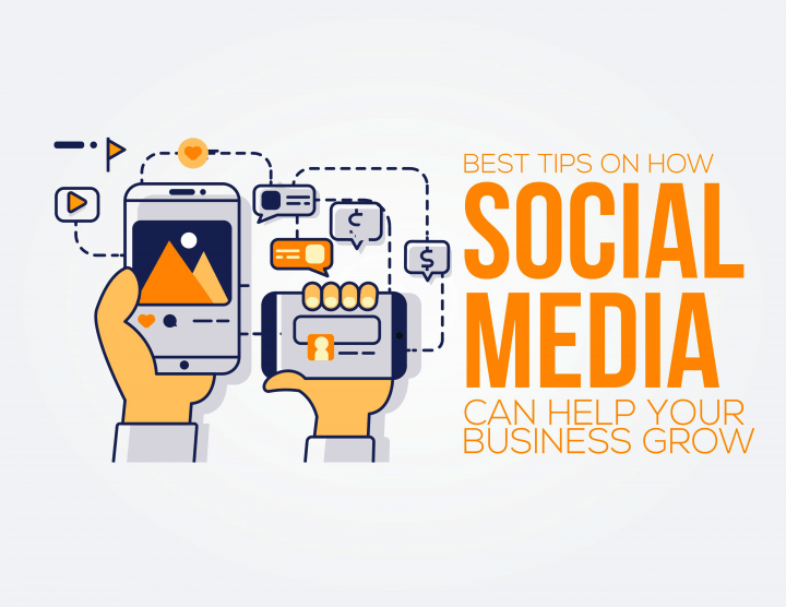 BEST TIPS ON HOW SOCIAL MEDIA CAN HELP YOUR BUSINESS GROW - Best Digital Marketing Agency nigeria