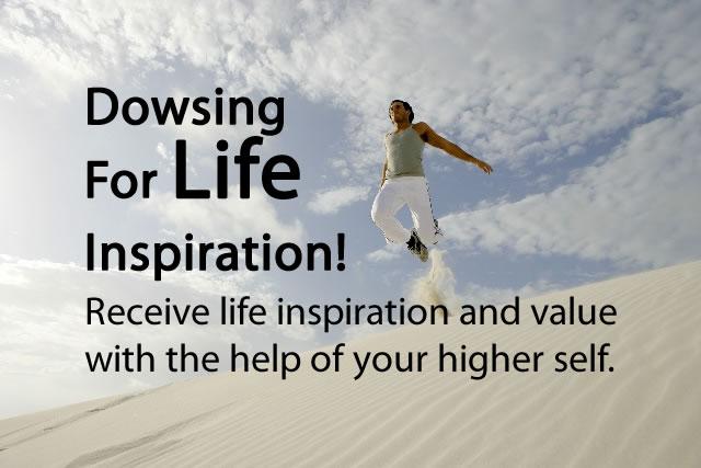 dowsing for life inspiration pendulum chart series - life inspiration pendulum chart - Dowsing For Life Inspiration Pendulum Chart Series