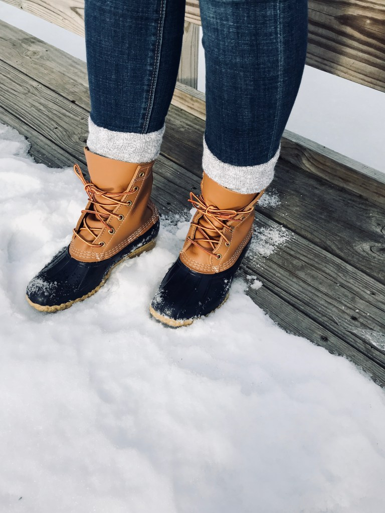 L.L. BEAN BOOTS – Review + OOTD
