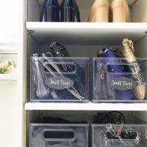 Organized Accessories and Handbags
