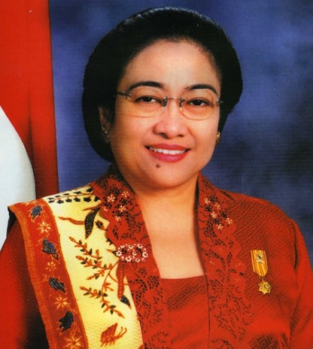 Presiden Megawati Soekarno Putri