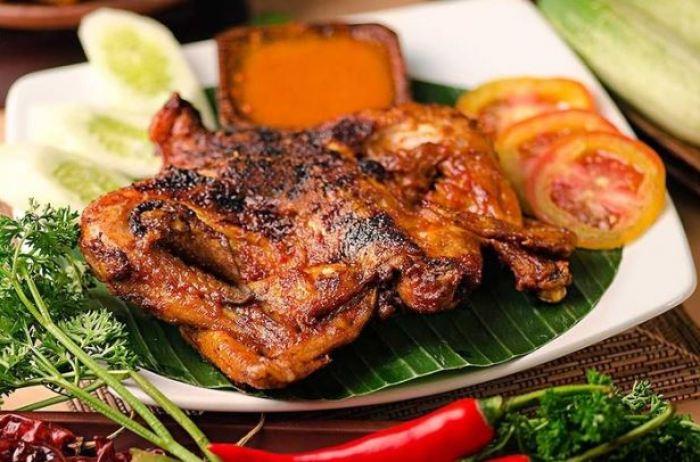 ayam taliwang khas