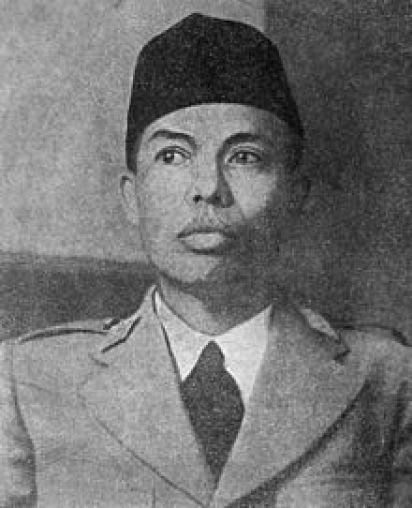foto pahlawan nasional jenderal soedirman