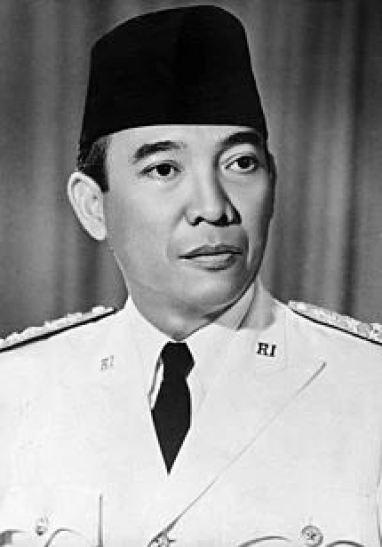 pahlawan nasional indonesia soekarno