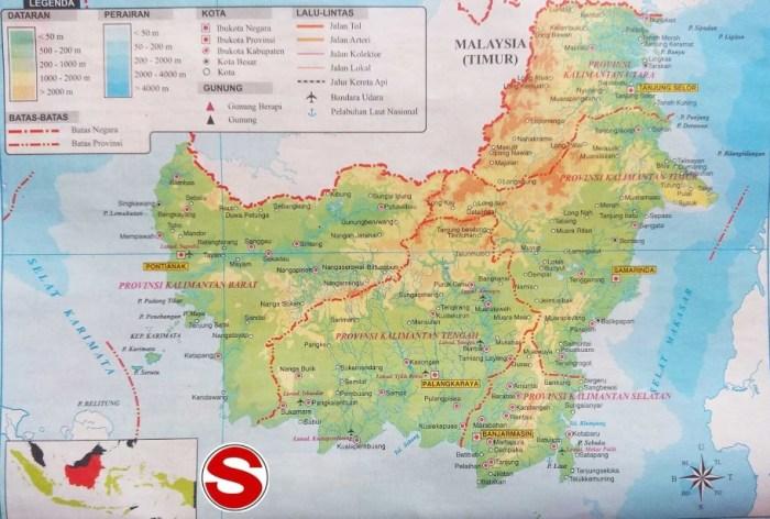 Provinsi di Kalimantan