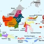 34+ Daftar Nama Provinsi dan Ibukotanya Lengkap (2020 Terbaru)