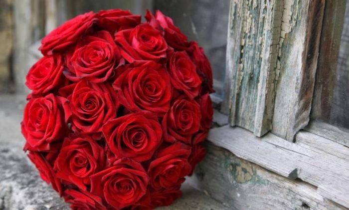 contoh deskripsi bunga mawar