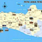 √ PETA JAWA TENGAH HD : Sejarah, Bahasa, Kabupaten & Gambar Lengkap
