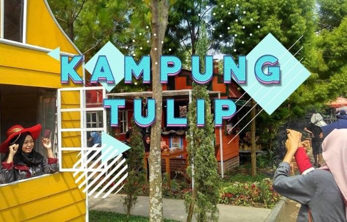 Kampung Tulip