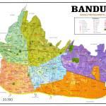 √ PETA BANDUNG HD : Wilayah Kecamatan, Kabupaten & Kota Bandung Lengkap