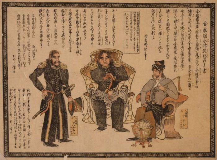 Sejarah Singkat Jepang