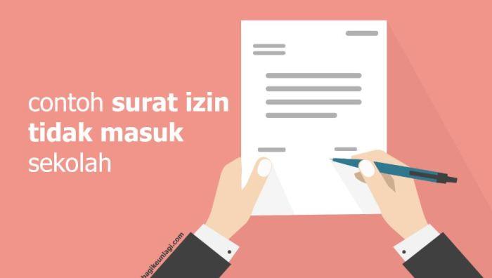 13 Contoh Surat Rekomendasi Kerja Beasiswa Sekolah