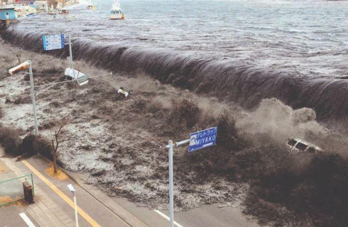 contoh teks berita bencana alam