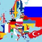 BENUA EROPA : Batas Wilayah, Luas, Letak, Iklim, Peta & Negara di Eropa