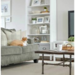Neutral Paint Colors For Living Room 2016 Chocolate Brown Couches Modern Farmhouse A Burst Of Collingwood By Benjamin Moore Is Classic And Versatile Color Any Space