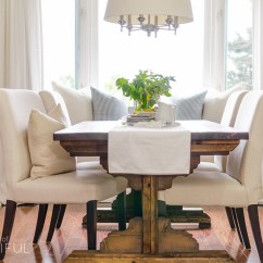 Farm House Chairs Knee Office Chair Diy Farmhouse Dining Table Plans A Burst Of Beautiful