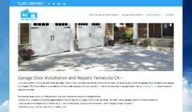 Garagae Door Repair Temecula CA