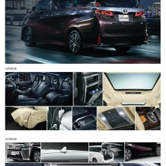 All New Vellfire 2020 Camry 2018 Pantip Brand Private Vehicle In Singapore Abwin Toyota 2 5 Zg 7 Seater 205 800