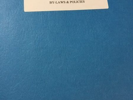 picture of the new rules booklet that is sky blue