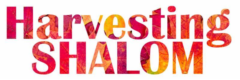 Harvesting Shalom