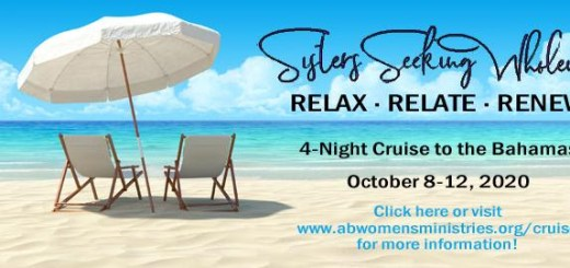 Sisters Seeking Wholeness Cruise for American Baptist Women's Ministries October 2020